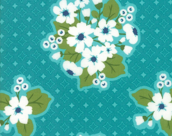 All Weather Friend Creek designed by April Rosenthal of Prairie Grass Patterns for Moda Fabrics, 100% Premium Cotton by the Yard