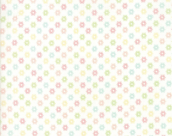 Sunnyside Up Small Fluffy designed by Corey Yoder for Moda Fabrics, 100% Premium Cotton by the Yard