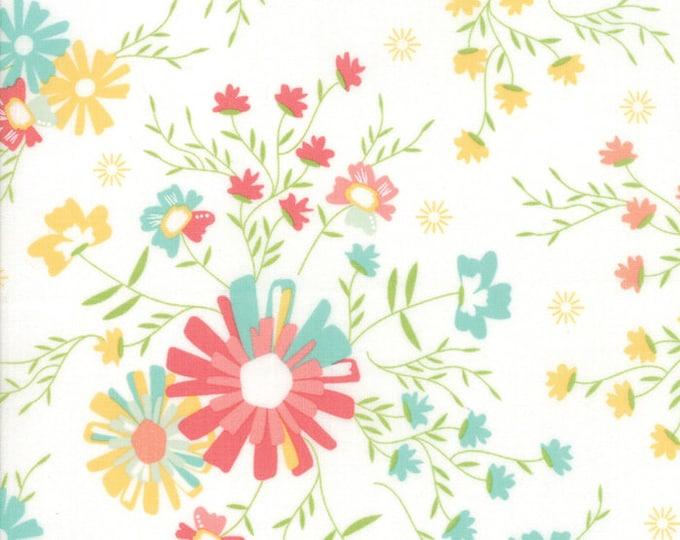 Sunnyside Up Fluffy designed by Corey Yoder for Moda Fabrics, 100% Premium Cotton by the Yard