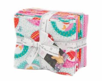 Spring Bunny Fun 14 Fat Quarters designed by Stacy Iest Hsu for Moda Fabrics