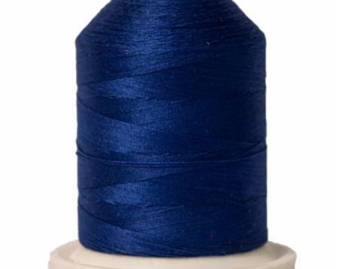 Yale Blue Gutermann Signature Cotton Thread, 50wt, 700 yards