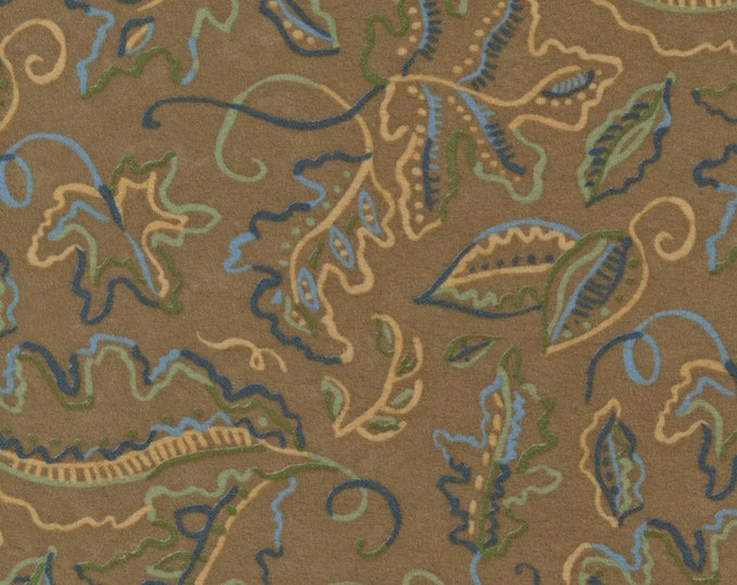 Fall Fantasy Flannels Branch (6540 24F) designed by Holly Taylor