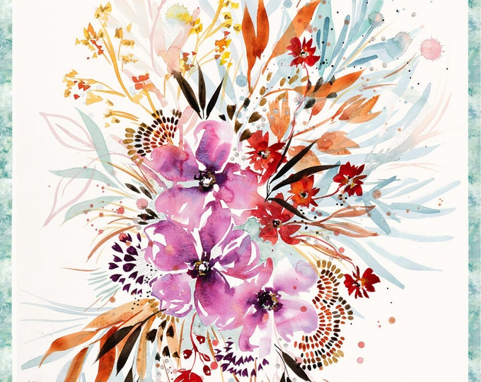"""Sunshine Soul Package Panel, 56"""" x 74"""", designed by Create Joy Project"""