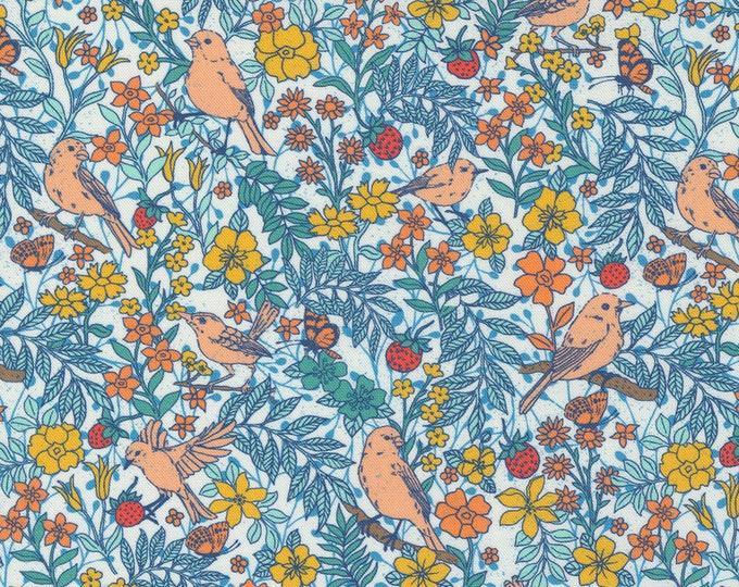 Lady Bird Porcelain (11873 11) designed by Crystal Manning