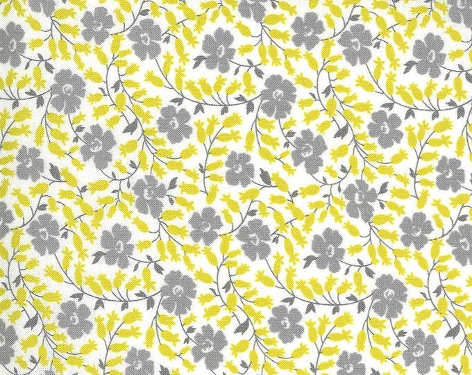 Flowers for Freya Cloud Foggy (23333 21) designed by Linzee Kull McCray