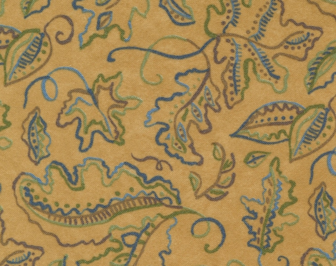 Fall Fantasy Flannels Grain (6540 23F) designed by Holly Taylor
