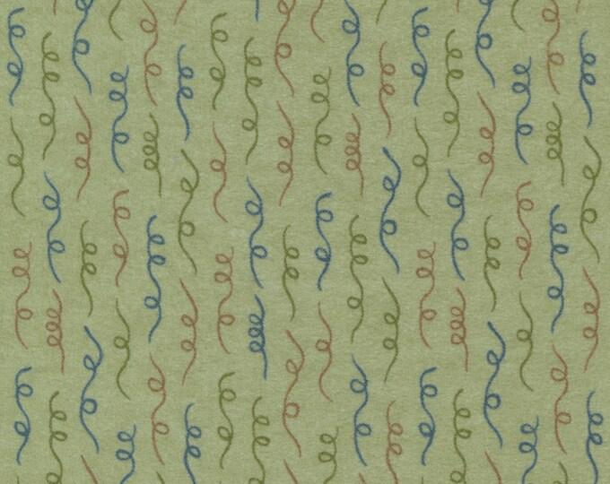 Fall Fantasy Flannels Fern (6545 12F) designed by Holly Taylor