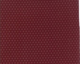 Hazel & Plum Plum Dots designed by Fig Tree and Co. for Moda Fabrics, 100% Premium Cotton by the Yard