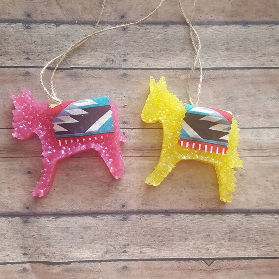 Donkey With Blanket Saddle Car Or Closet Air Freshener | Etsy