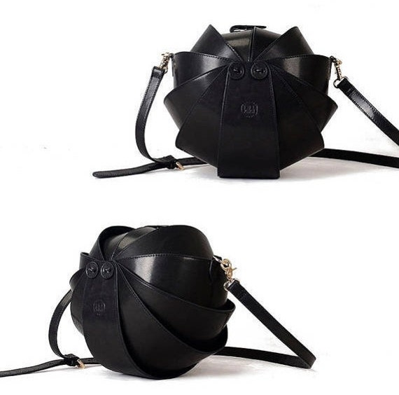 Black Leather Crossbody Bag, Nude Leather Crossbody, Brown Crossbody Bag, Round Bag, Crossbody Bags For Women, Beetle Bags, Shoulder Bag Men by Etsy