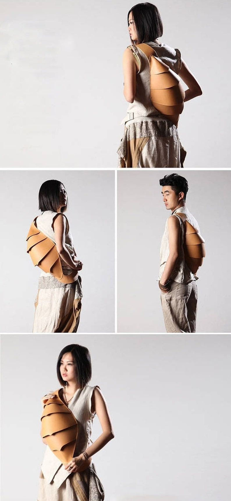 c413397040 Messenger Bag Women Messenger Bag Men Leather Backpack Men