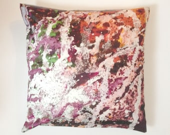 Cushion Art Print  Pilbri Design without inlet