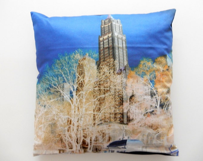 Cushion  New York Art Pilbri Design without inlet