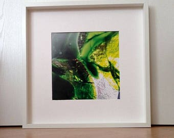 Green Harmony, Pilbri Art Print, Poster,  Wall Art, Downloadfile, Instant Art,