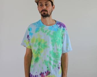 des années 90 tie Dye Tee Shirt Large 9b79416bda9