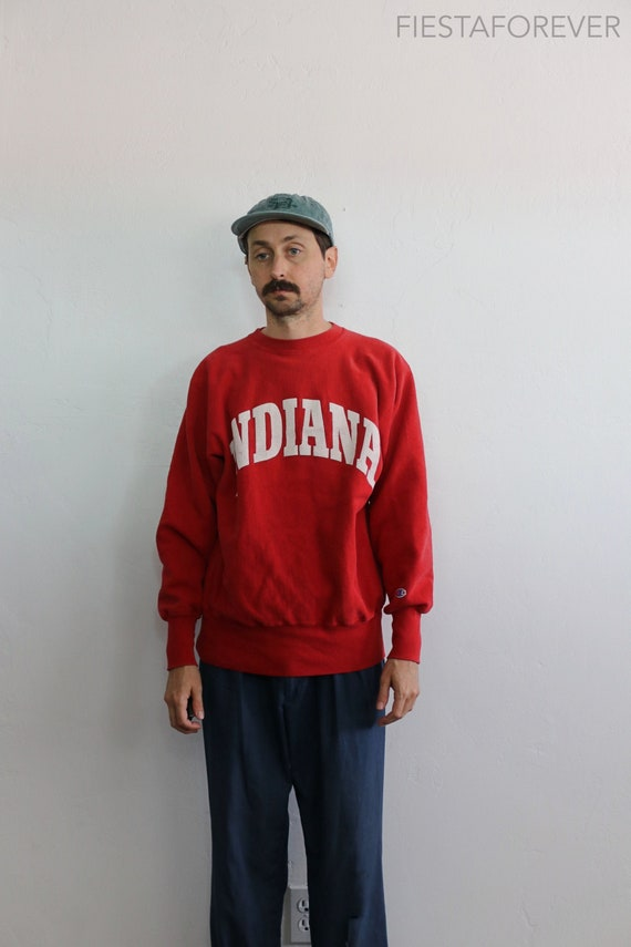 Indiana Champion Reverse Weave Athletic Sweater XL