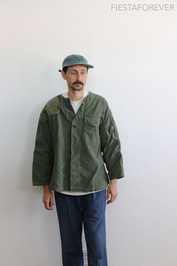 Vietnam Army Sniper Jacket Fatigue Shirt Jacket M/