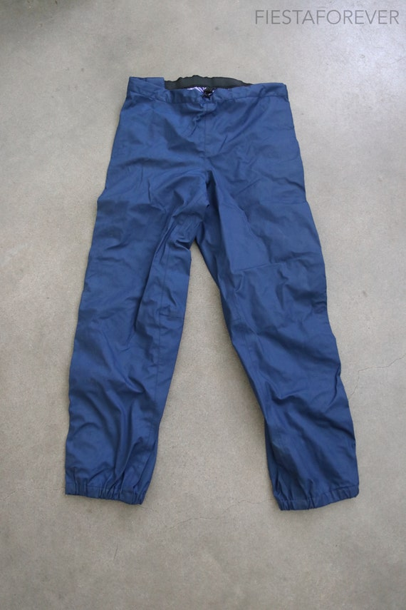 Patagonia Nylon Waterproof Shell Pants Large