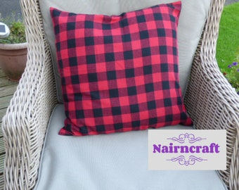 Decorative Red Tree Pillow Covers