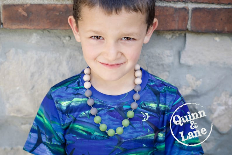 Kids Fidget Necklace  Boys & Girls Children's Jewelry  image 0