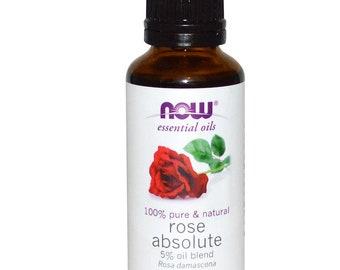1 oz Rose Absolute Essential Oil Blend 5% 1oz
