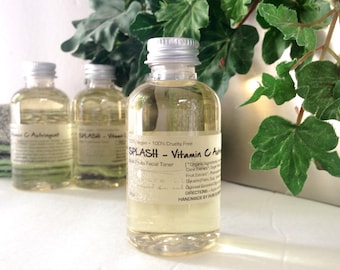 Natural Vitamin C Facial Toner with Multi Fruit Extract for All Skin Types - 100% Vegan