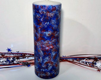 Patriotic Candle Etsy