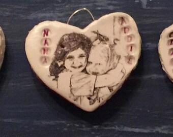 Personal Keepsake Ornament