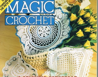 Magic Crochet Etsy