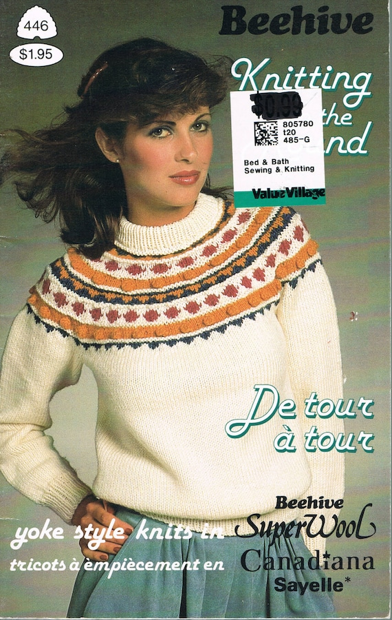 Knit Sweater Knitting Patterns Beehive Knitting In The