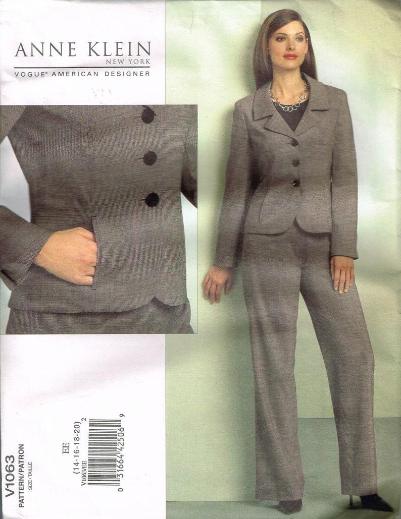 bc5eb614fa1 Size 14-20 Misses Sewing Pattern Notch Collar Princess Seam