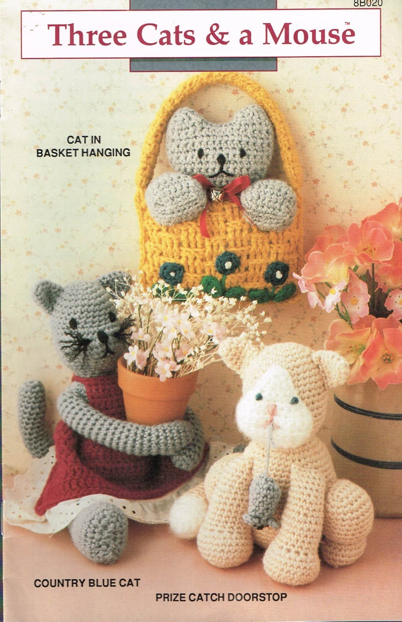 Kitty Doorstop Pattern & Hereu0027s A Cute No-sew Craft A Calico ...   1229x794