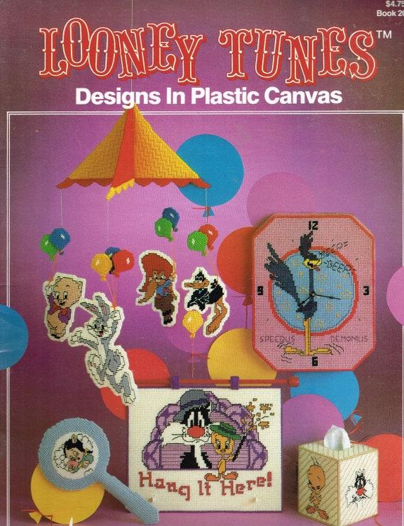 Plastic Canvas Looney Tunes Patterns Looney Tunes Baby Mobile Paragon Needlecraft 2008