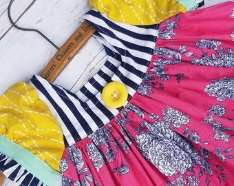 b1ef92b96b Colorful twirl dress