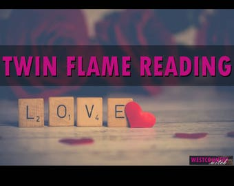 Twin flame reading | Etsy