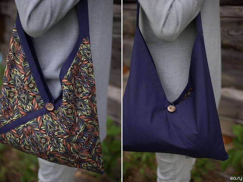 Cotton Kimono Bag. Bag Premium cotton