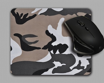 """Camouflage #SN1 Army Camo Computer Mousepad Office 9/""""x7/"""" MOUSE PAD"""