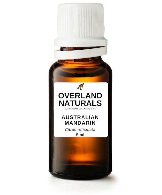 Australian Red Mandarin Essential Oil