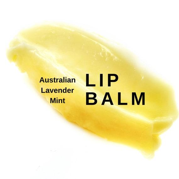 Australian Lavender-Mint Lip Balm