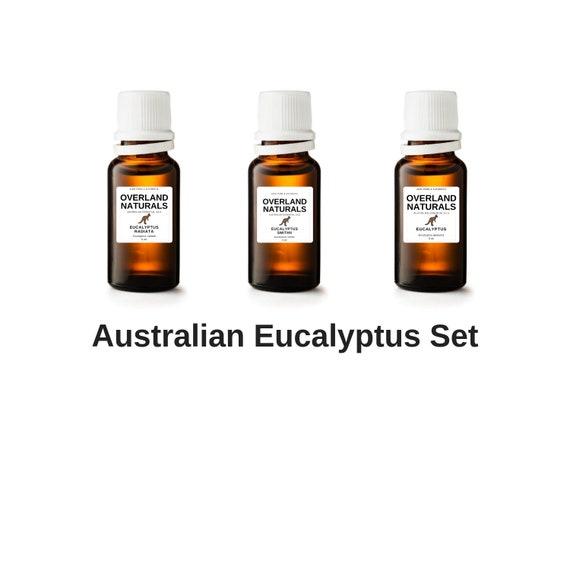 Australian Eucalyptus Set