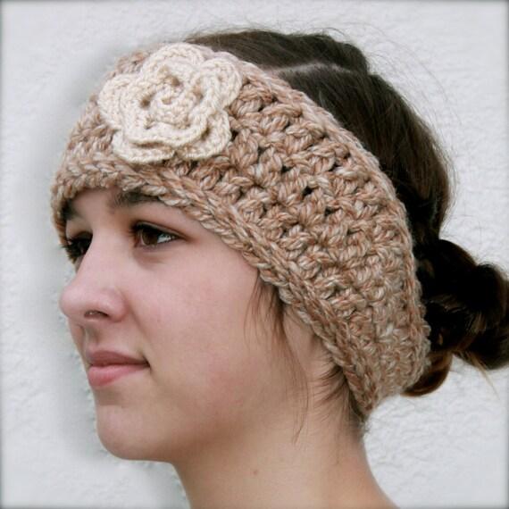 Crochet Pattern Hometown Headwarmer Pdf Crochet Headband Etsy