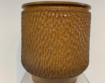Architectural Pottery Planter by Robert Maxwell & David Cressey for Earthgender - Mid-Century Studio Pottery