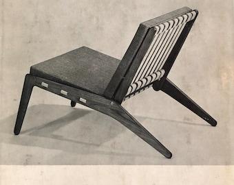 RARE Signed First Edition Modern Danish Furniture L'Art Mobilier Moderne Danois Hardcover Book