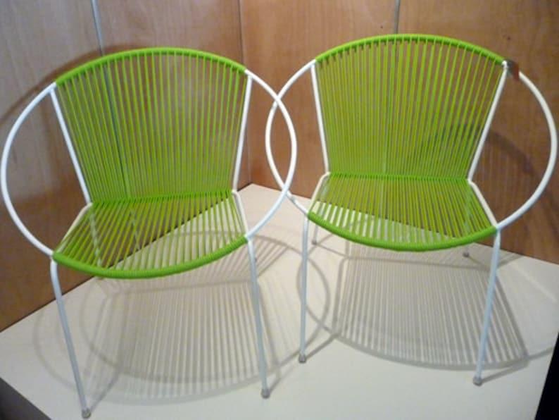 Custom Made Patio Chairs image 0
