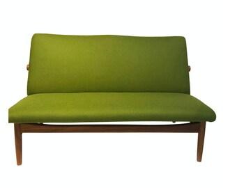 FINN JUHL 'JAPAN' Sofa for France & Son / John Stuart  c.  1950S Danish design