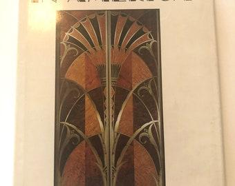 Vintage Art Deco In America Hardcover Book by Eva Weber