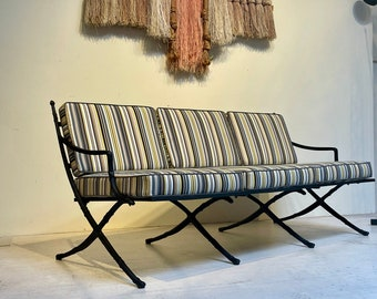 Patio Sofa Mid Century Modern Outdoor Patio Furniture Outdoor Couch Seating