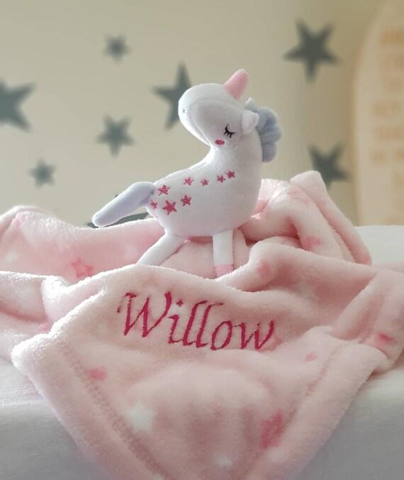 Toddler Christening Baby shower Birthday Personalised 1st Christmas Blanket for Baby Great Keepsake Gift for Christmas Kids