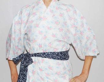a1909f4649 Japanese Cotton Robe