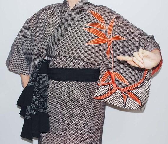 Japanese Kimono Long, Kimono Long Length, Women Ki